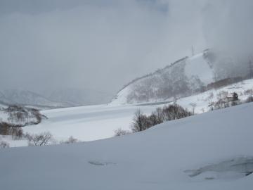 田代湖のある場所
