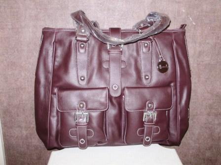 Melissa Brown Shoulder Bag