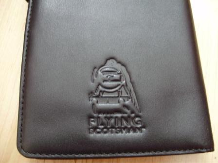 Flying Scotsman Travel Wallet detail 01