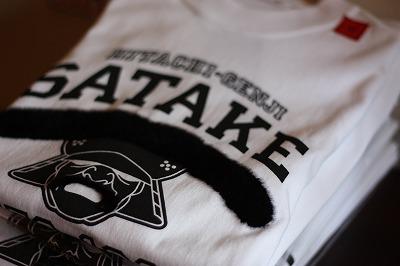 佐竹義宣Tシャツ