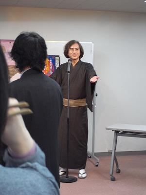 天地人 火坂雅志先生 新潟