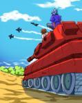 久しぶりに戦車描いた