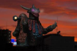 夕陽の似合う怪獣(超獣だけど)ベスト3以内