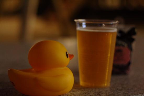 ビールとー
