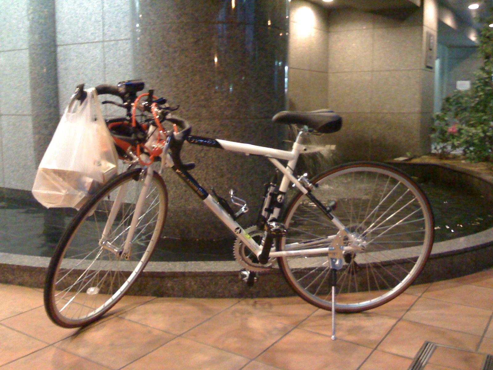 ロードバイク大好き!