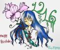 誕生日+夢兎チャン