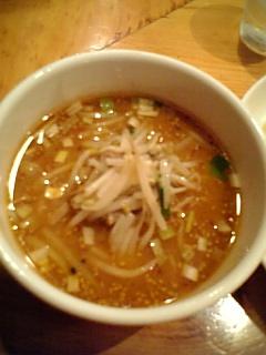 724すずらん味噌つけ麺
