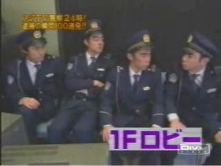 めちゃイケ衝撃、「関西系超大物組長」逮捕の瞬間