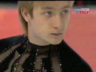 エフゲニー・プルシェンコ、トリノ五輪男子フィギュア・スケート動画