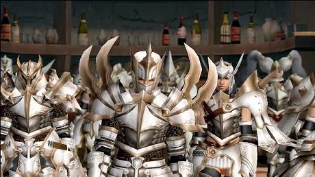 白騎士??