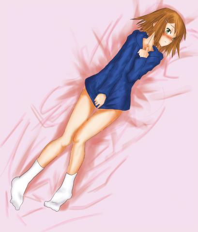 秀吉抱き枕およそ完成
