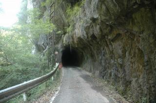 羽山第二隧道2