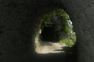 鷹栖1,2号隧道