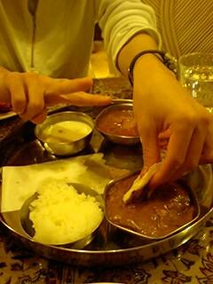 印度カレー
