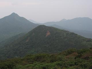 旭岳、須立山方面
