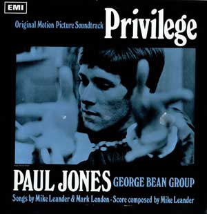 paul jones privilage lp front