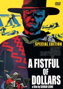 Fistful of Dollars dvd special edition