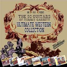 50 Guitars Western Collection