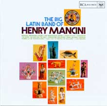 Henry Mancini The Big Latin Sound