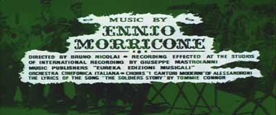 morricone credit title