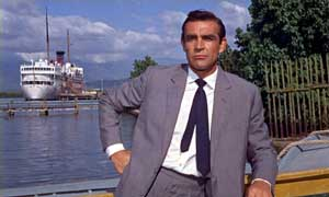 Sean Connery from Dr. No