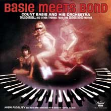 count basie - basie meets bond