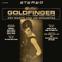 ray martin - goldfinger