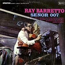ray barretto - senor 007 lp