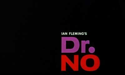 dr no title