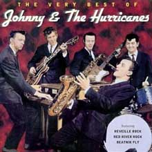 the very best of johnny and the hurricanes