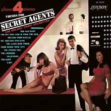 Roland Shaw & His Orchestra - Themes For Secret Agents