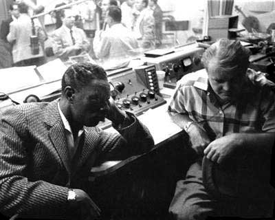 bill putnam and nat king cole