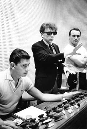 larry levin, phil spector and nino tempo