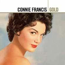 Connie Francis Gold front