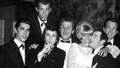 1964 BMI Pop Awards Artie Ripp - Phil Spector - Ellie Greenwich and Jerry Leiber (back row) Jeff Barry - Paul Case