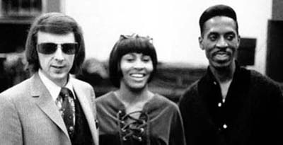 spector tina and ike turner