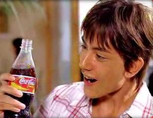 コカ・コーラ レモンのCMへGO!