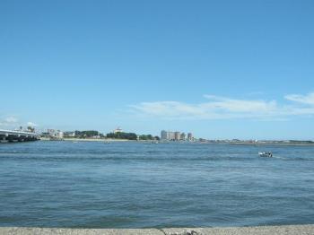 浜名湖~今切