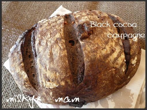 black cocoa campagne