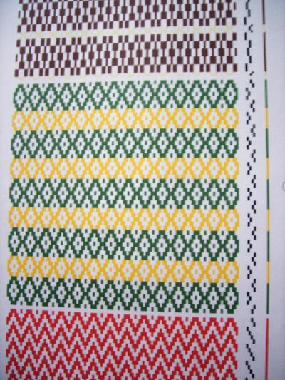 weave pointで作りました