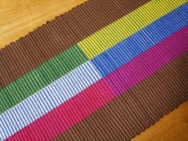 リップス織り
