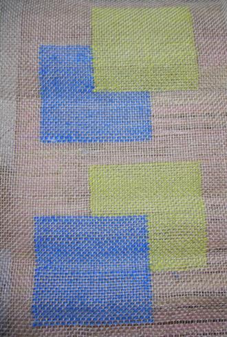 すかし織りサンプル1