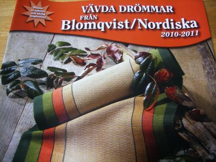 Blomqvist社の2010-2011カタログ