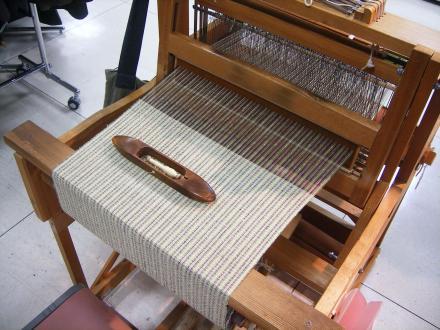 保多織りの機
