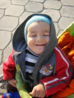 ウズベキスタンの笑顔!1