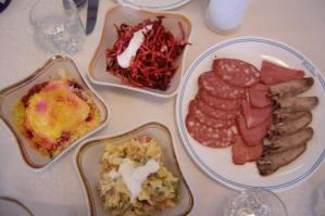ウズベキスタンの肉料理