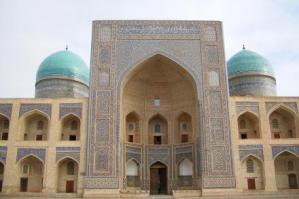 ブハラのイスラーム建築1