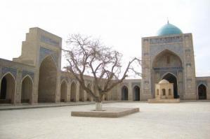 ブハラのイスラーム建築2