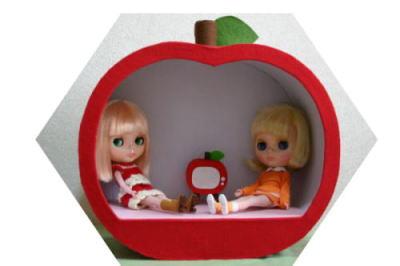 りんごのお家