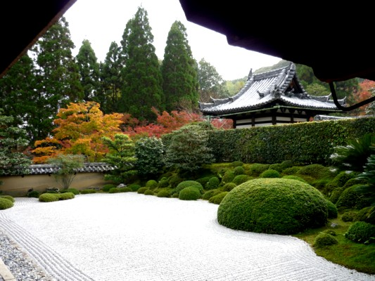一休寺方丈庭園
